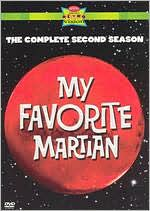 My Favorite Martian: Complete Second Season