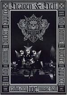 Heaven & Hell: Radio City Music Hall - Live!