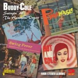 Swingin at the Hammond Organ: 4 Stereo Albums