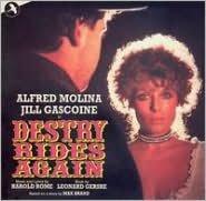 Destry Rides Again [Original London Cast]