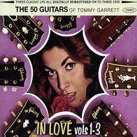 The 50 Guitars of Tommy Garrett: In Love, Vols. 1-3