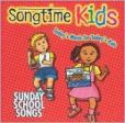 CD Cover Image. Title: Sunday School Songs, Artist: Songtime Kids