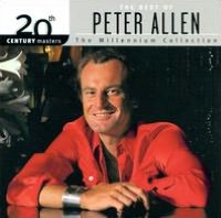 20th Century Masters - The Millennium Collection: The Best of Peter Allen