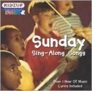 Sunday Sing Along Songs [Kidzup 2002]