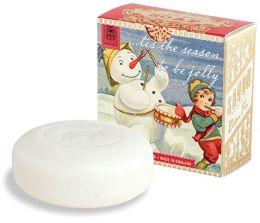 Little Soap Snowman