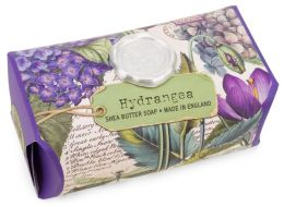 Hydrangea Large Bath Soap
