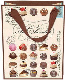 Au Chocolat Gift Bag
