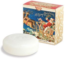 Santa's Sleigh Small Boxed Soap