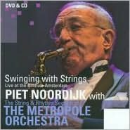Swinging with Strings: Live [CD/DVD]