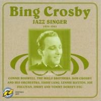 Jazz Singer 1931-1941