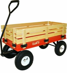 Kettler CLASSIC FLYER Air Tire Wagon