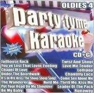 Party Tyme Karaoke: Oldies, Vol. 4 [2006]