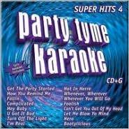 Party Tyme Karaoke: Super Hits, Vol. 4
