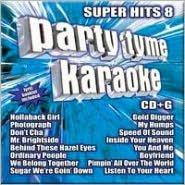 Party Tyme Karaoke: Super Hits, Vol. 8