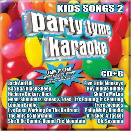 Party Tyme Karaoke: Kids Songs, Vol. 2