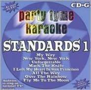 Party Tyme Karaoke: Standards, Vol. 1 [#2]