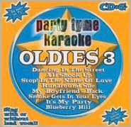 Party Tyme Karaoke: Oldies, Vol. 3 [2004]