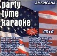 Party Tyme Karaoke: Americana