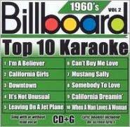Billboard Top 10 Karaoke: 1960's, Vol. 2