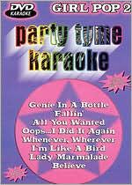Party Tyme Karaoke: Girl Pop, Vol. 2
