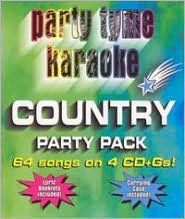 Party Tyme Karaoke: Country Party Pack