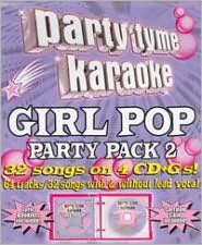 Party Tyme Karaoke: Girl Pop Party Pack, Vol. 2