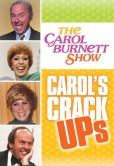 Video/DVD. Title: Carol Burnett Show: Carols Crack-Up