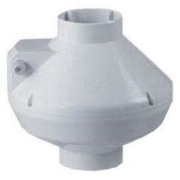 Acme Miami AFR-100 4 in. Centrifugal Fan Plastic Housing - 168 CFM - White