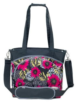 JJ Cole Mode Tote -Midnight Dahlia