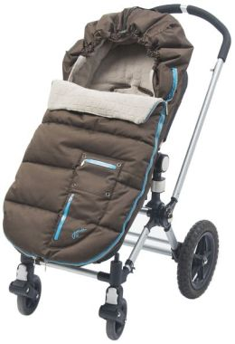 JJ Cole Arctic Bundle Me Toddler - Cocoa Lagoon