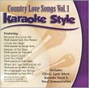 Karaoke Style: Country Love Songs, Vol. 1