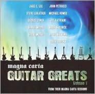Magna Carta Guitar Greats, Vol. 1
