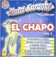 Karaoke: Chapo de Sinaloa, Vol. 3 - Exitos