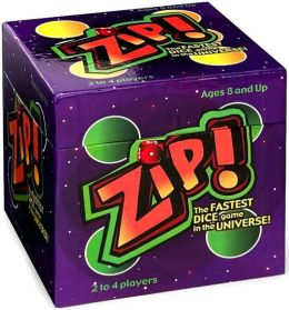 Zip! The Fastest Dice game in the Universe