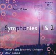 Seppo Pohjola: Symphonies 1 & 2