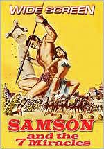 Samson and the 7 Miracles