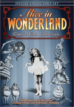Alice In Wonderland Classic Film Collection