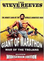 Steve Reeves Collection: Giant of Marathon/War of the Trojans
