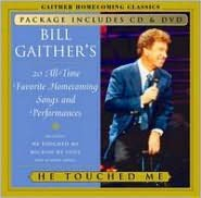 He Touched Me [CD/DVD]