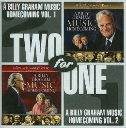Billy Graham Music Homecoming, Vol. 1 & 2