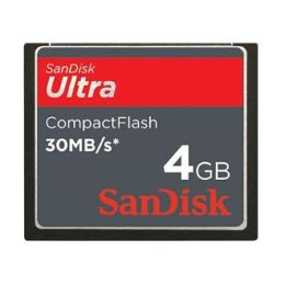 4GB Ultra CompactFlash Card