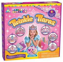 Sticky Mosaics Twinkle Tiaras