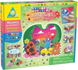 Sticky Mosaic Ladybugs & Friends