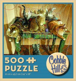 Table Manners 500 Piece Puzzle