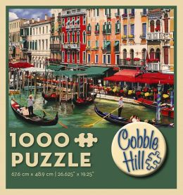 Venice in the Summer 1000 piece puzzle