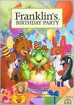 Franklin: Franklin's Birthday Party