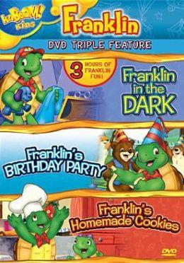 Franklin Triple Feature / (Full Amar)