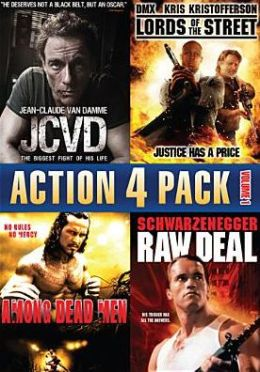 Action 4 Pack, Vol. 1