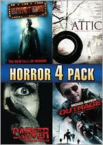 Horror 4 Pack, Vol. 1: Midnight Movie/the Attic/Carver/Outrage