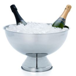 Axis Pedestal Punch Bowl/Wine Chiller